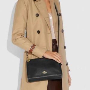 Coach Bags - Coach Mia Crossbody Pebbled Leather BNWOT